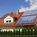 Система автономного электроснабжение дома